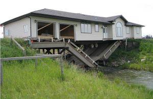 House Bridge Collapse