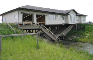 House Bridge Collapse