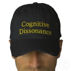 cognitive dissonance hat